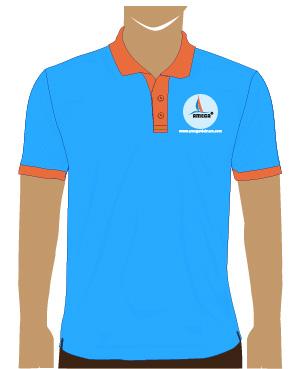 Mẫu thiết kế áo thun cho Amega
