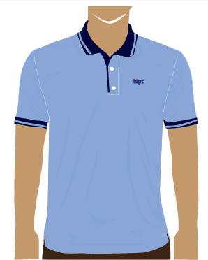Mẫu thiết kế áo thun cho Hipt