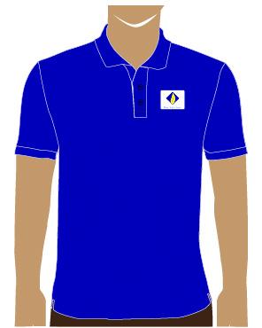 Mẫu thiết kế áo thun cho Hải Vân Ga