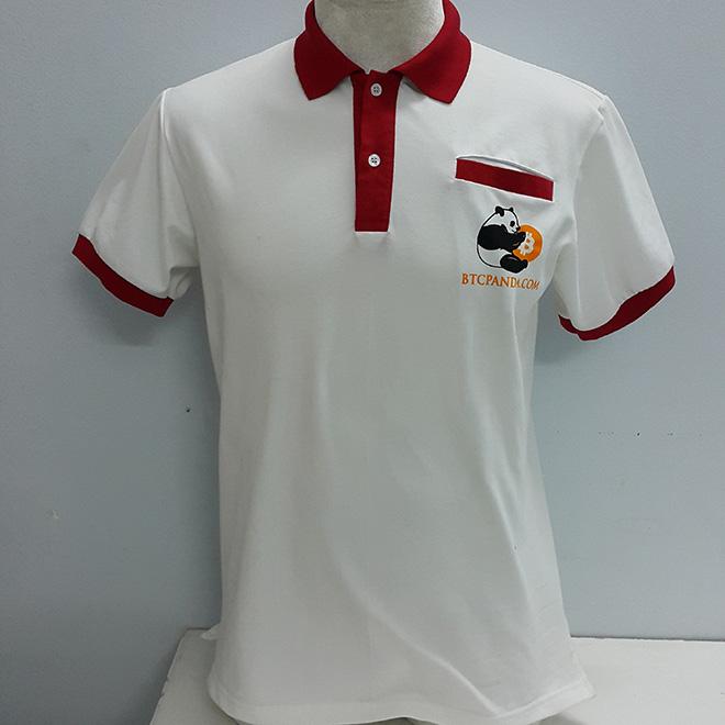 May áo thun đồng phục chất lượng cao của BTCPANDA