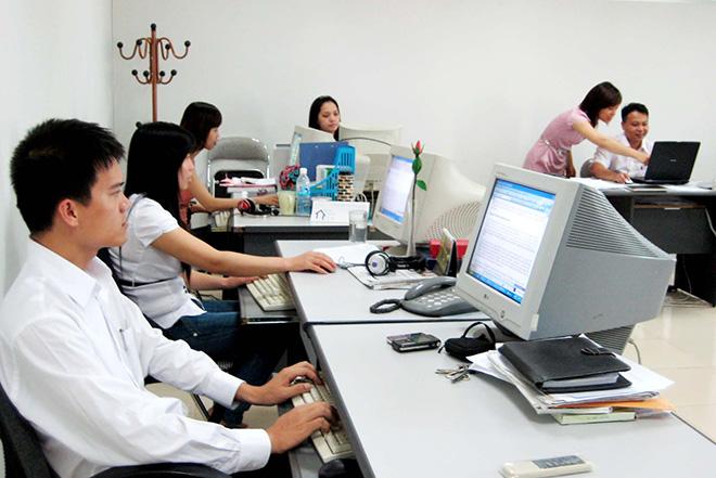May đồng phục công ty - zeeuni.com
