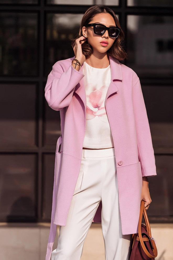 6 gợi ý phối áo khoác của Minh Triệu - Hình 5