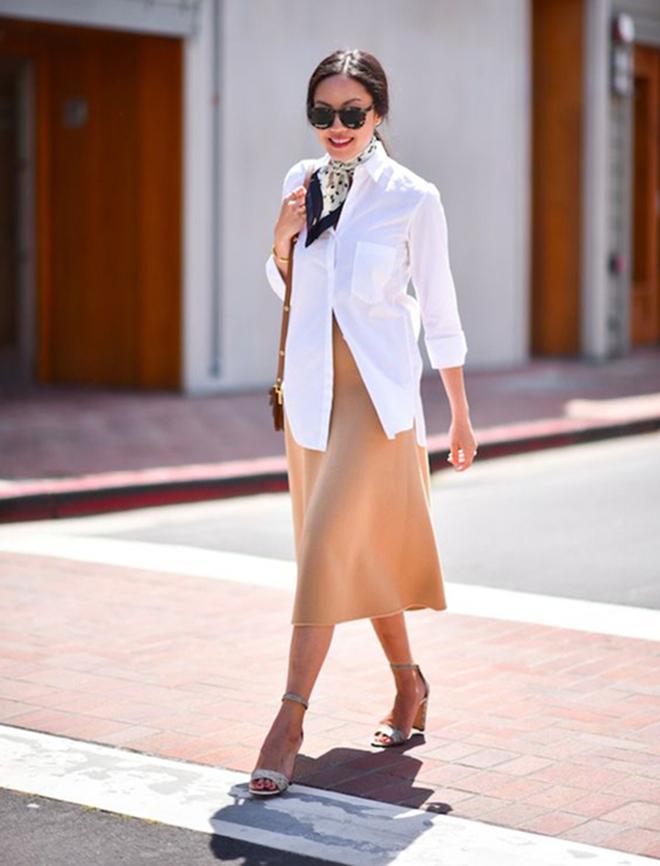 Muôn kiểu phối áo sơ mi giúp bạn mặc áo đẹp hơn gấp bội - hình 2 - zeeuni.com