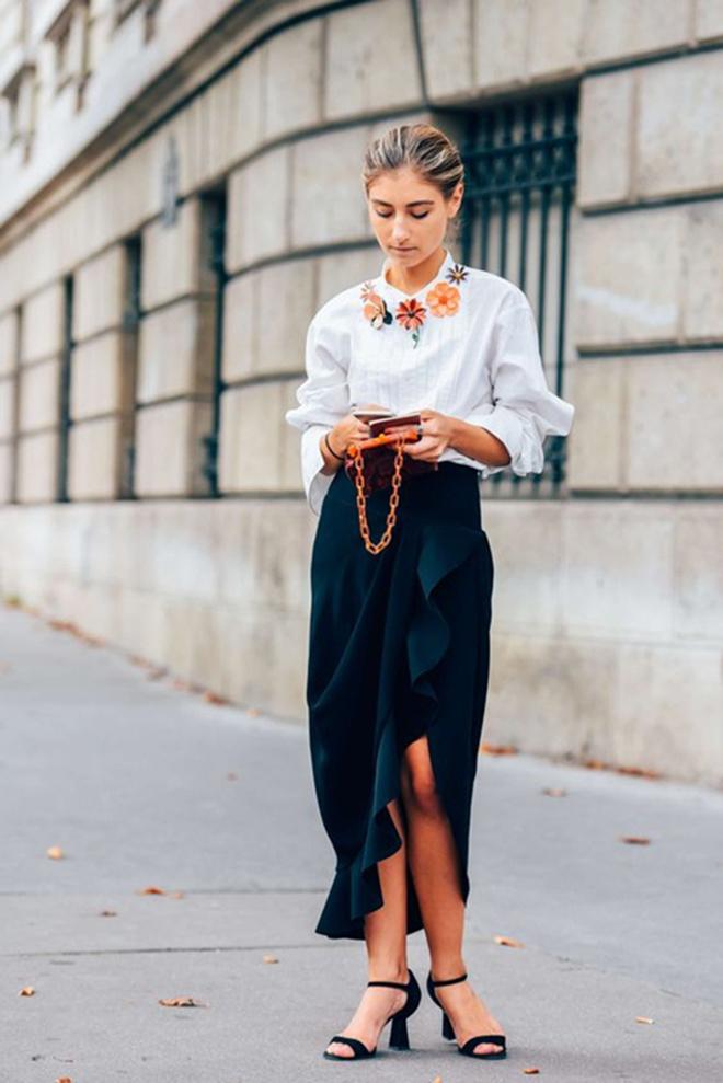 Muôn kiểu phối áo sơ mi giúp bạn mặc áo đẹp hơn gấp bội - hình 3 - zeeuni.com