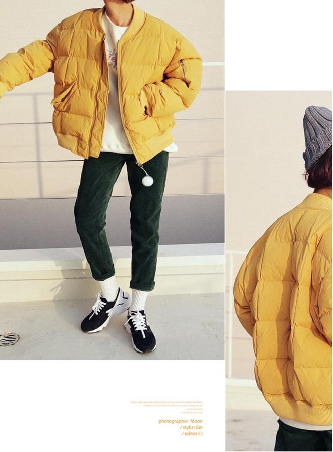 Phối áo khoác dù thật sành điệu chỉ với 5 bước đơn giản - hình 2 - zeeuni.com