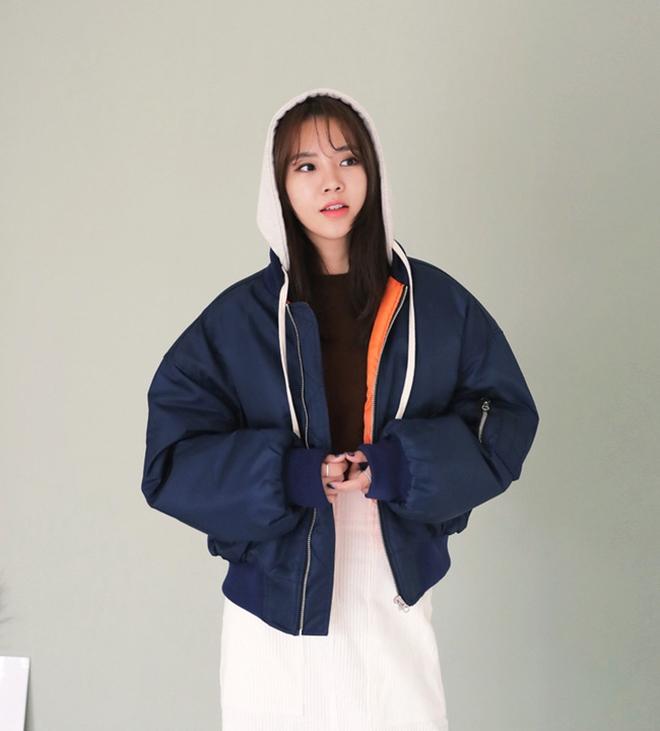 Phối áo khoác dù thật sành điệu chỉ với 5 bước đơn giản - hình 11 - zeeuni.com