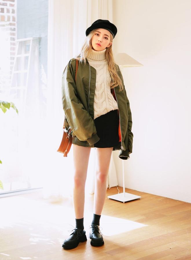 Phối áo khoác dù thật sành điệu chỉ với 5 bước đơn giản - hình 14 - zeeuni.com