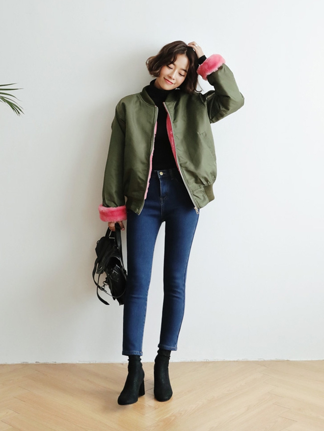 Phối áo khoác dù thật sành điệu chỉ với 5 bước đơn giản - hình 19 - zeeuni.com