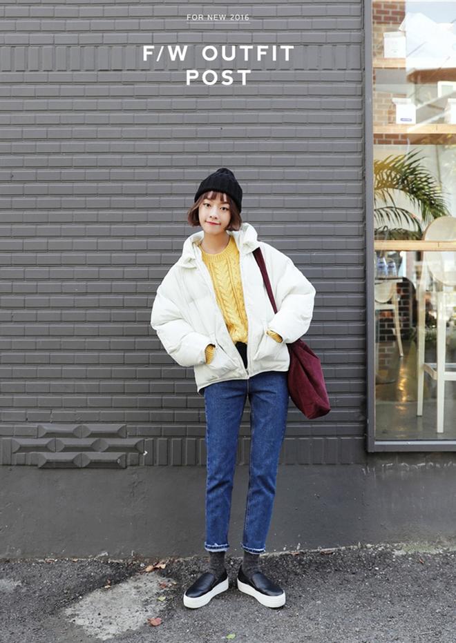 Phối áo khoác dù thật sành điệu chỉ với 5 bước đơn giản - hình 3 - zeeuni.com