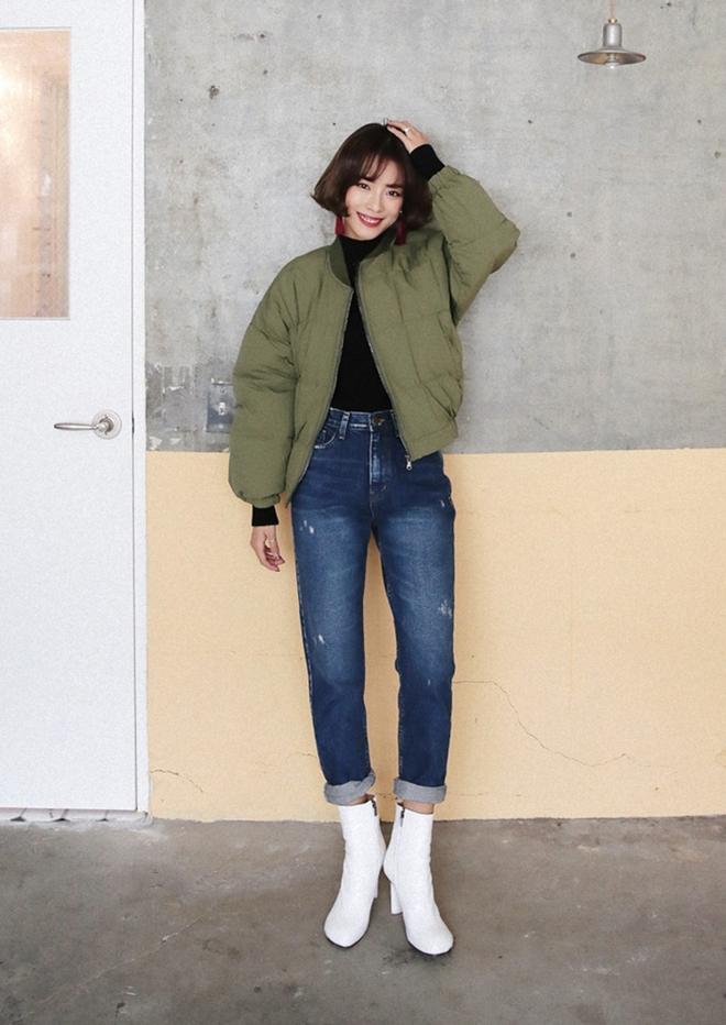 Phối áo khoác dù thật sành điệu chỉ với 5 bước đơn giản - hình 5 - zeeuni.com