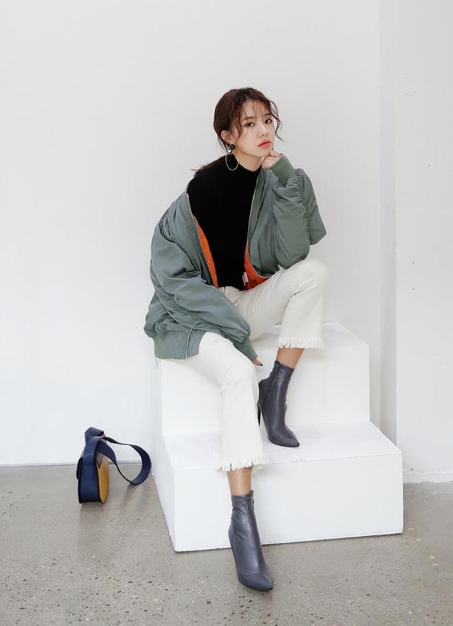 Phối áo khoác dù thật sành điệu chỉ với 5 bước đơn giản - hình 6 - zeeuni.com