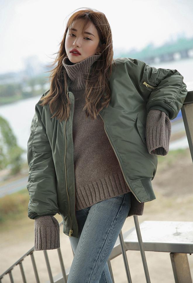 Phối áo khoác dù thật sành điệu chỉ với 5 bước đơn giản - hình 7 - zeeuni.com