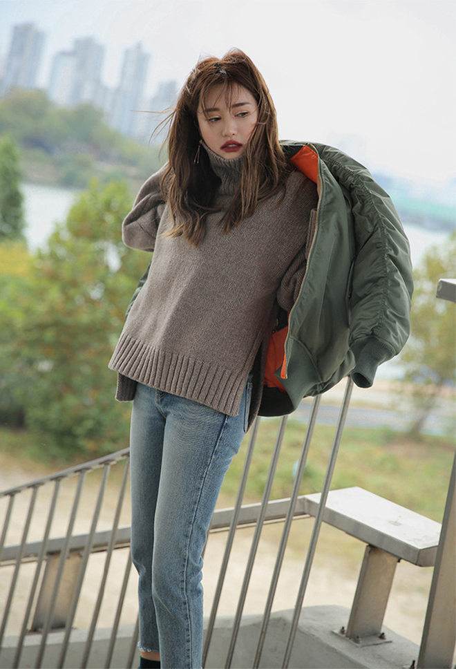 Phối áo khoác dù thật sành điệu chỉ với 5 bước đơn giản - hình 8 - zeeuni.com