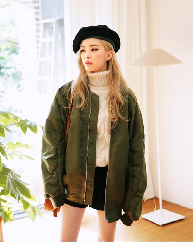 Phối áo khoác dù thật sành điệu chỉ với 5 bước đơn giản - hình 9 - zeeuni.com