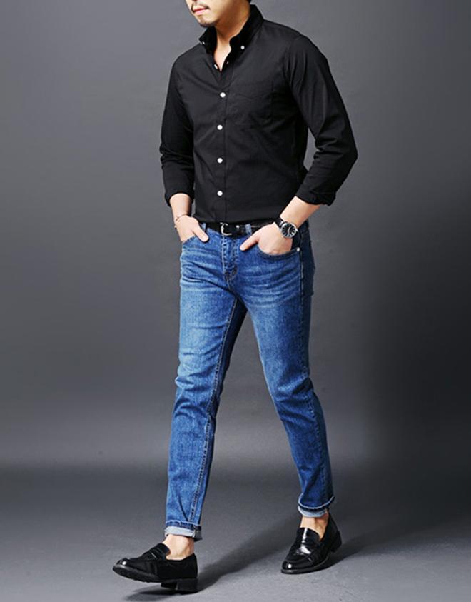 Phái mạnh nên có 4 kiểu áo sơ mi nam này trong tủ áo của mình - hình 4 -zeeuni.com