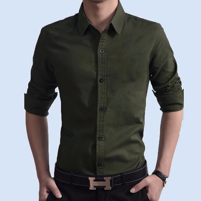 Phái mạnh nên có 4 kiểu áo sơ mi nam này trong tủ áo của mình