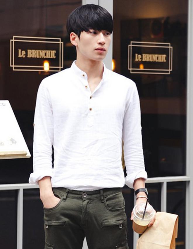 Phái mạnh nên có 4 kiểu áo sơ mi nam này trong tủ áo của mình - hình 2 -zeeuni.com