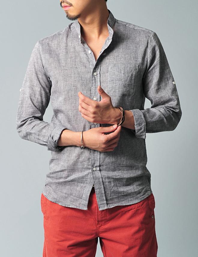 Phái mạnh nên có 4 kiểu áo sơ mi nam này trong tủ áo của mình - hình 5 -zeeuni.com