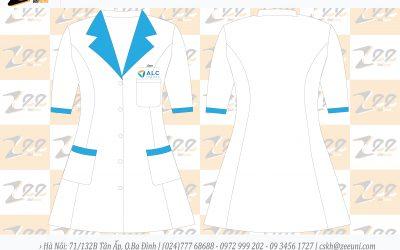 10 Áo Blue ALC