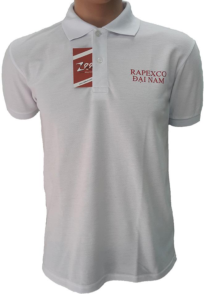 Áo thun công nhân của Rapexco Đại Nam - hình 1