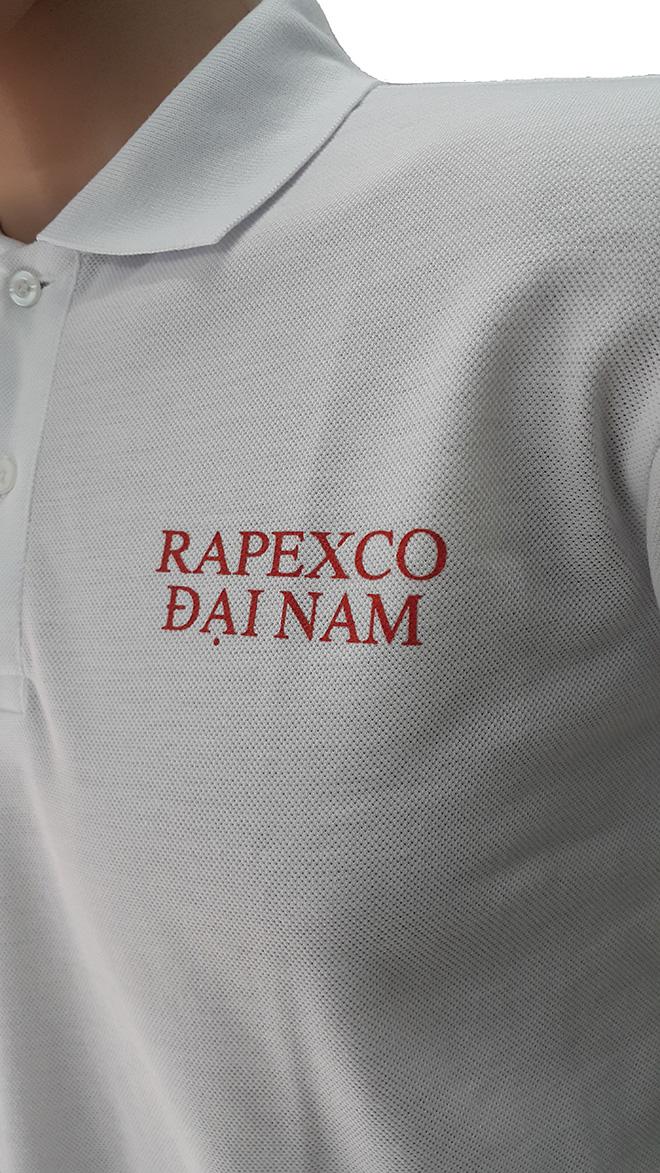 Áo thun công nhân của Rapexco Đại Nam - hình 3