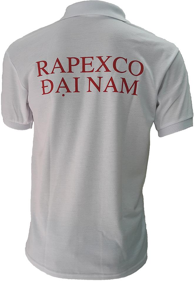 Áo thun công nhân của Rapexco Đại Nam - hình 4