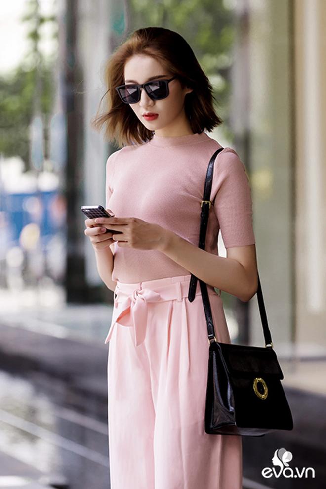 Thật sành điệu nơi công sở với 3 cách phối áo thun dệt kim thu đông - hình 7 - zeeuni.com