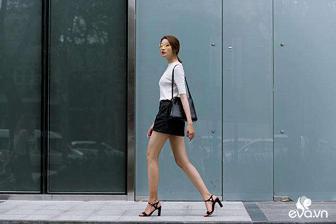 Thật sành điệu nơi công sở với 3 cách phối áo thun dệt kim thu đông - hình 3 - zeeuni.com