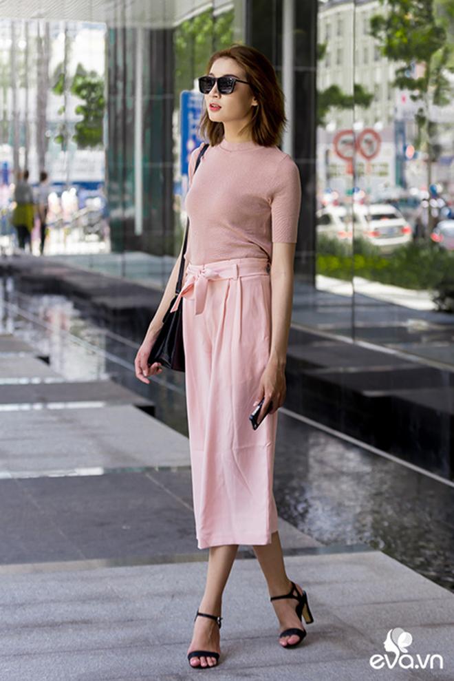 Thật sành điệu nơi công sở với 3 cách phối áo thun dệt kim thu đông - hình 9 - zeeuni.com