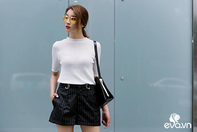 Thật sành điệu nơi công sở với 3 cách phối áo thun dệt kim thu đông - hình 1 - zeeuni.com