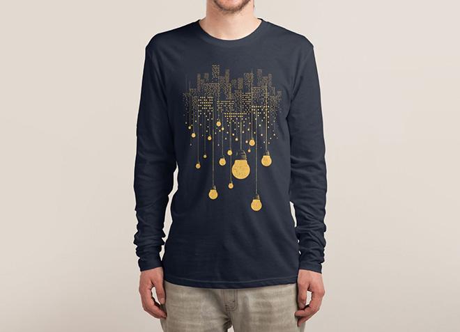 10 mẫu thiết kế áo thun đẹp nhất của Threadless - The Handing City - Hình 5