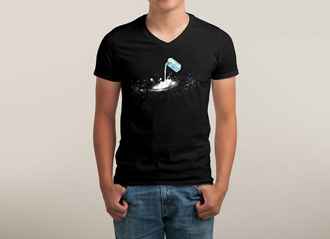 10 mẫu thiết kế áo thun đẹp nhất của Threadless - The Milky Way - Hình 3