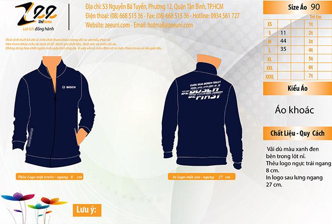 Tư vấn thiết kế áo đồng phục miễn phí tại TP.HCM