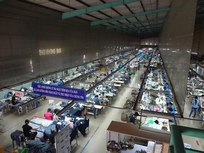 Xưởng may áo thun đồng phục tại Tân Bình – Uy tín hàng đầu