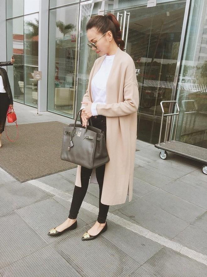 Cùng xuống phố sành điệu với bộ sưu tập áo khoác của Thanh Hằng - hình 2 - zeeuni.com