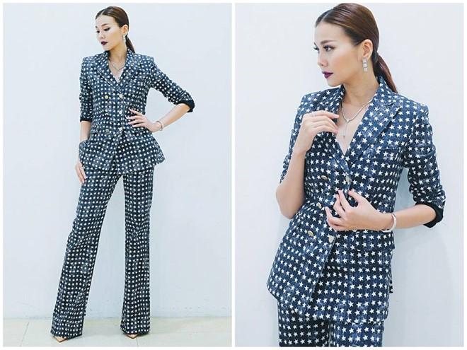 Cùng xuống phố sành điệu với bộ sưu tập áo khoác của Thanh Hằng - hình 3 - zeeuni.com